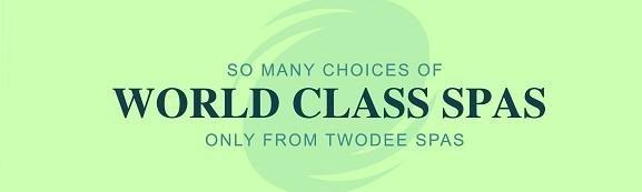 Twodee-World Class Spas