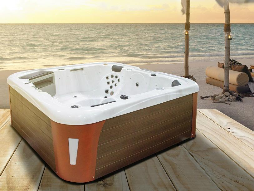 Whirlpool spa hot tub - NE-8005 - Twodee (China Manufacturer ...