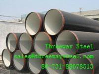 CB60 LSAW pipes CB65 DSA
