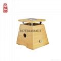 大夹子单孔艾灸盒竹制艾灸盒
