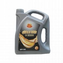 车辆润滑油  汽机油 SG