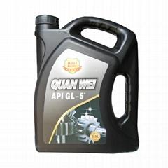 车辆齿轮油GL-5   3.5L