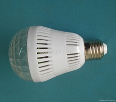 6W anion air purifying led bulb led negative lamp