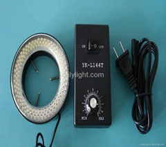 YK-L144T led ring lamp for microscope and camera
