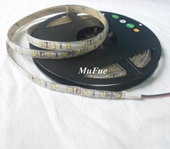 Waterproof 60LEDs samsung 5630 g2 LED Strip Light by mufue