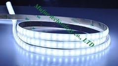 glue dropped PU waterproof IP65 Everlight 120LEDs 2835 led strip light by mufue