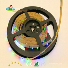DC12V cool white side view 335 leds strip light by mufue