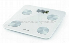 Bluetooth Body Healthy Scale