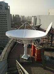 4.5 meter c band tv satellite antenna