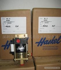 M-36氣動泵HASKELM-36氣動液壓泵