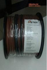 彼得電地暖雙導發熱電纜