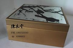 仿古實木包裝盒