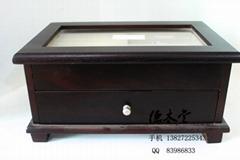高檔古典實木首飾包裝盒