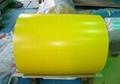 TDX-51D Prepainted steel sheet coil 1