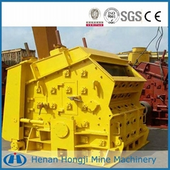 15-350t/h capacity China leading manufactrue impact crusher