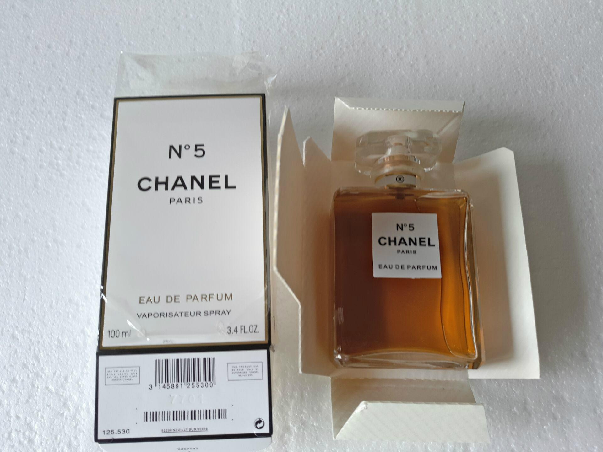 時尚香水 5