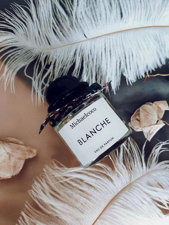 高質量香水邁克可可白色浪漫50ml 1