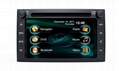 In-dash Car stereo radio/dvd/gps/mp3/3g multimedia system for Chery A3