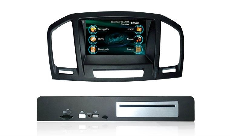 In-dash Car stereo radio/dvd/gps/mp3/3g multimedia system for Buick Regal 2011   1