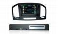 In-dash Car stereo radio/dvd/gps/mp3/3g