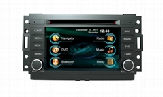 In-dash Car stereo radio/dvd/gps/mp3/3g multimedia system for Firstland