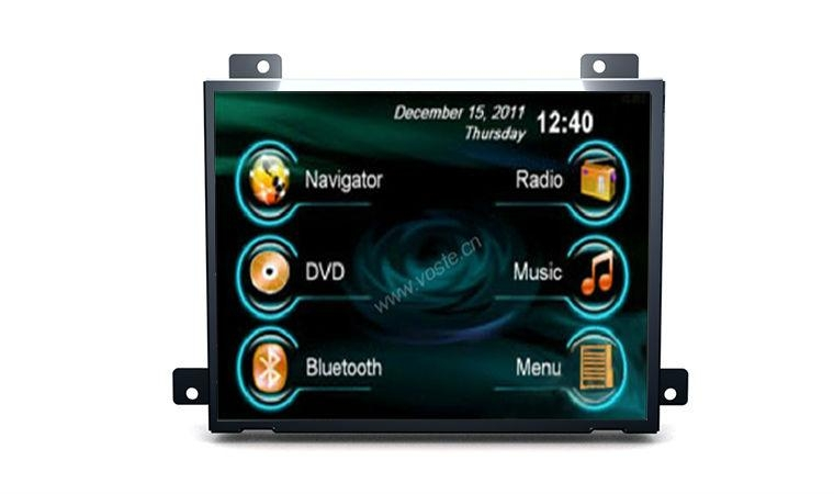 Auto accessories Car DVD GPS Player with Touch Screen for Fiat Viaggio   1