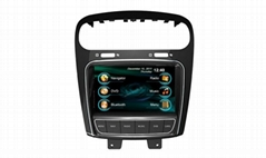 Auto accessories Car DVD GPS Player with Touch Screen for Fiat Freemont