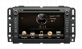 In-dash Car stereo radio/dvd/gps/mp3/3g