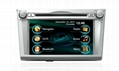In-dash Car stereo radio/dvd/gps/mp3/3g multimedia system for Subaru Outback 1