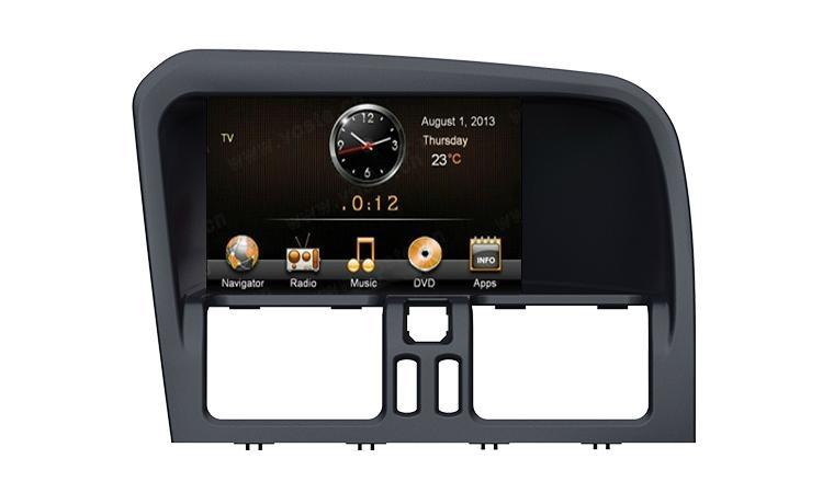 In-dash Car stereo radio/dvd/gps/mp3/3g multimedia system for Vo  o XC60 1