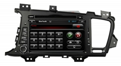Pure Android 4.2 Rockchip A9 dual-core car multimedia system for Kia K5 (Hot Product - 1*)