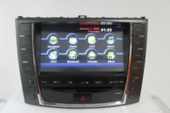 Car DVD GPS for Lexus IS250 IS300 IS350 with Bluetooth/Touch Screen/Media Player (Hot Product - 1*)