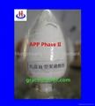 Ammonium Polyphosphate Crystal Phase II