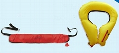 Inflatable Life Jacket (HT-201)