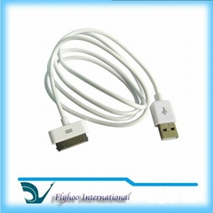lower price to promote  Apple iPhone,iPod,iPad 30 Pin Usb Data Cable