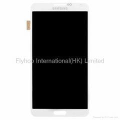 For Samsung Galaxy Note 3 SM-N9005 Full LCD Digitizer Assembly Replacement White