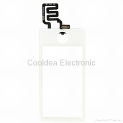 For iPod Nano Gen 7 Digitizer Touch Screen Glass Panel Replacement Part