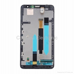 For Nokia Lumia 1320 Full LCD Digitizer Touch Screen Glass Assembly With Frame  (Hot Product - 1*)