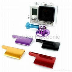 For Gopro hero3 + waterproof shell buckle CNC