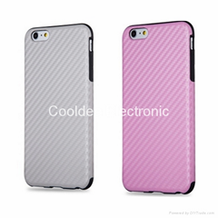 For iPhone 6plus carbon fibre case (Hot Product - 1*)