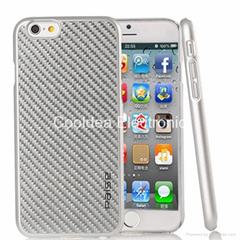 For iPhone 6carbon fibre case