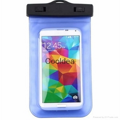 Dry Pouch Bag Case Cover Waterproof Bag Underwater For All Cell Phone PDA