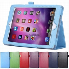 Smart Wake/Sleep Flip Stand Protect Leather Case Cover For Apple iPad