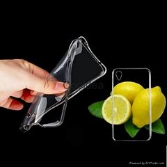 0.3mm Ultra-thin Clear TPU Gel Soft Case For Sony Xperia Z1 Z2 Z3 Z4 C3 Compact