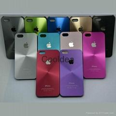 Wholesale Phone Caes Luxury Aluminum Mobile Phone Case for Apple iPhone 6