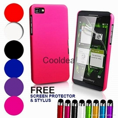 Hybrid Hard Case Cover For BlackBerry Z10