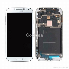 For Samsung Galaxy S4 i9500 LCD Digitizer Assembly with Frame Promotion