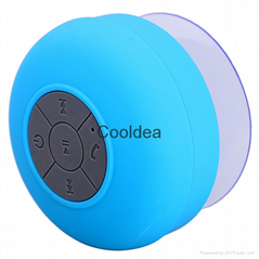 A01 Shower Waterproof Wireless Bluetooth Speaker Car Handsfree Call Music Phone