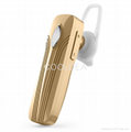 New Bluetooth headset mini ultra-small ear plugs hanging ear gift wireless 4.0 3