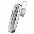 New Bluetooth headset mini ultra-small ear plugs hanging ear gift wireless 4.0 2